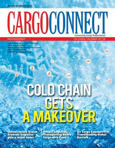 CargoConnect December 2017 by Surecom Media - issuu
