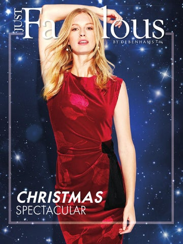 846e1a1d37a1 Debenhams Just Fabulous Magazine - Christmas 2017 by Ermes Group - issuu
