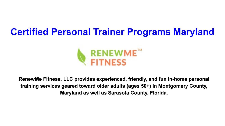 24 Hour Fitness Personal Trainer Maryland By Renewmefitness Issuu