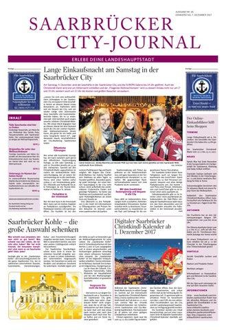 52a434941da84 Saarbrücker City Journal 07.12.2017 by Saarbrücker VerlagsService ...
