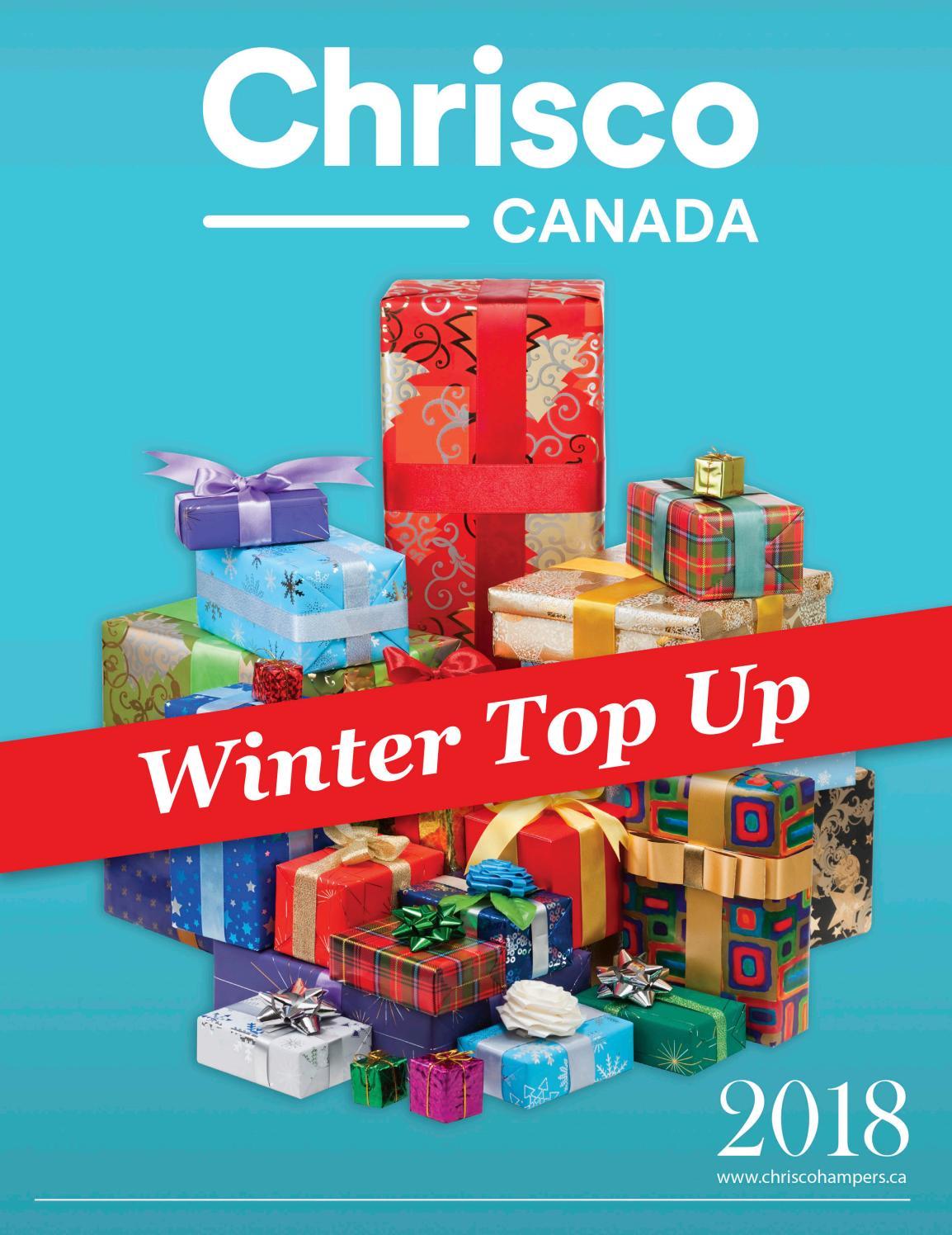 Winter Top Up - Chrisc...