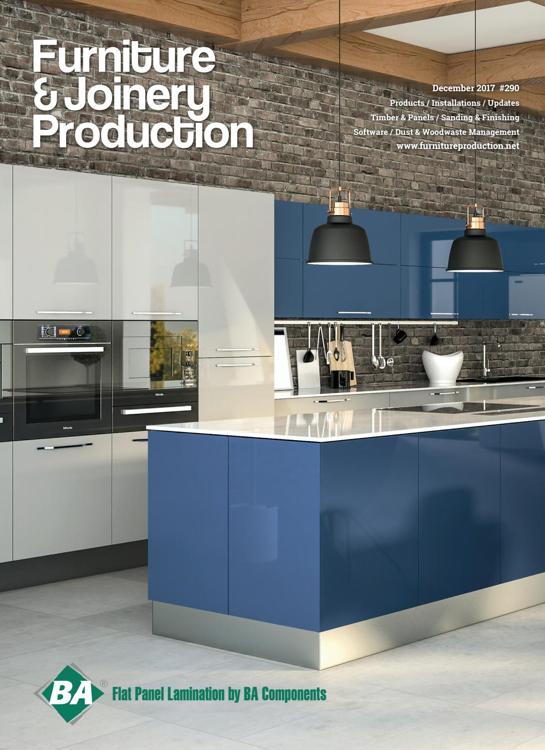 Furniture Production #290 by Gearing Media Group Ltd - issuu