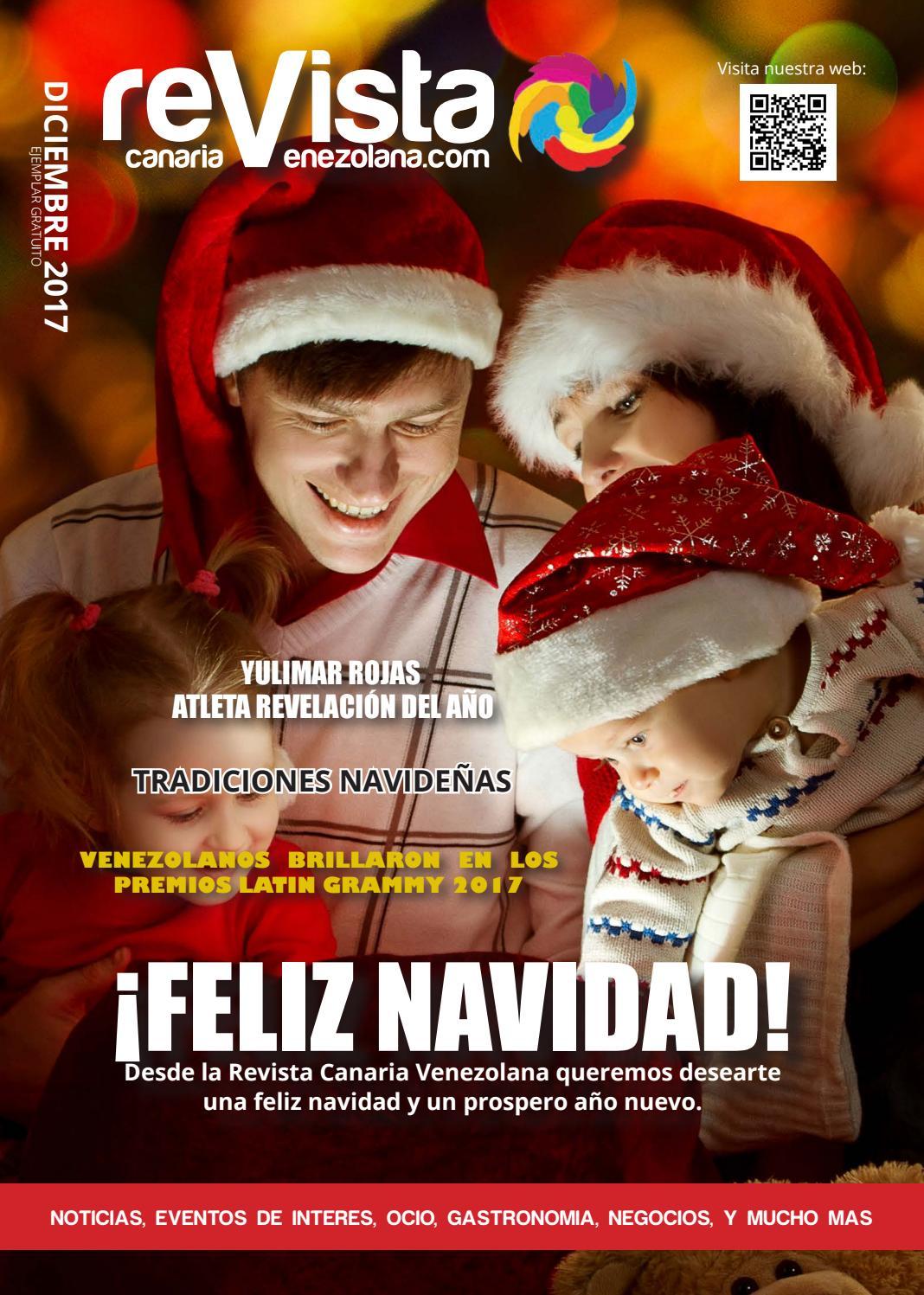 Revista Canaria Venezolana Diciembre 2017 By Daniel Correa Placeres Issuu