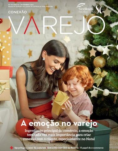 Revista Conexão Varejo Dezembro 2017 by Sindilojas Porto Alegre - issuu 6bba7eac99
