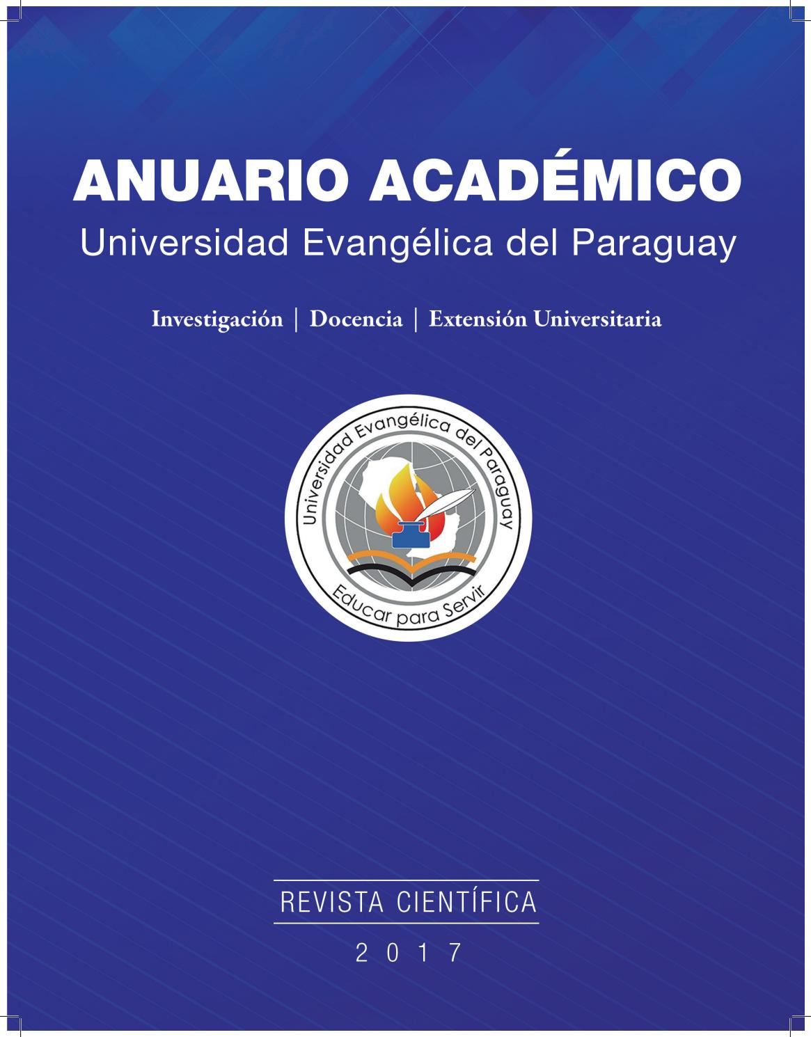 Anuario Académico 2017 - Revista Cientifica UEP by Universidad ...