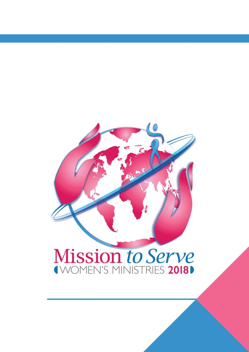 WM Bible Study - Mission to Serve (2018) (English) by Salvation Army ...
