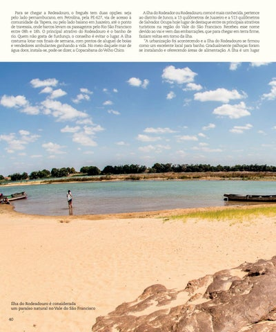 Revista Chico Nº 2 - Dezembro   2017 by CBH do Rio São Francisco - issuu c62700aaeaa