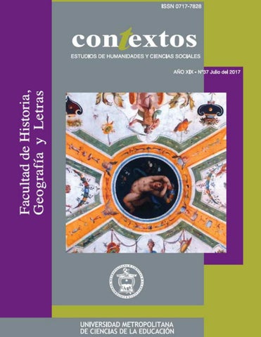 Contextos37 By Umce Issuu