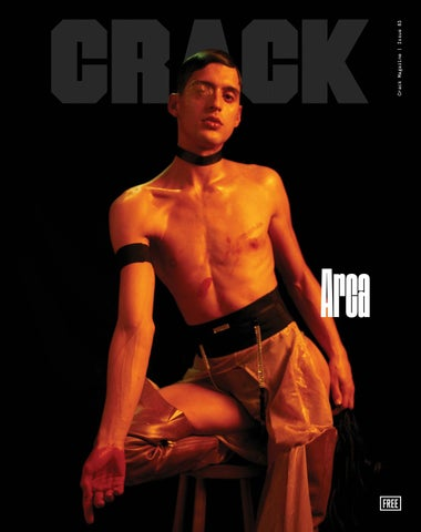 competitive price 30ae0 e0cf8 Crack Issue 87 by Crack Magazine - issuu