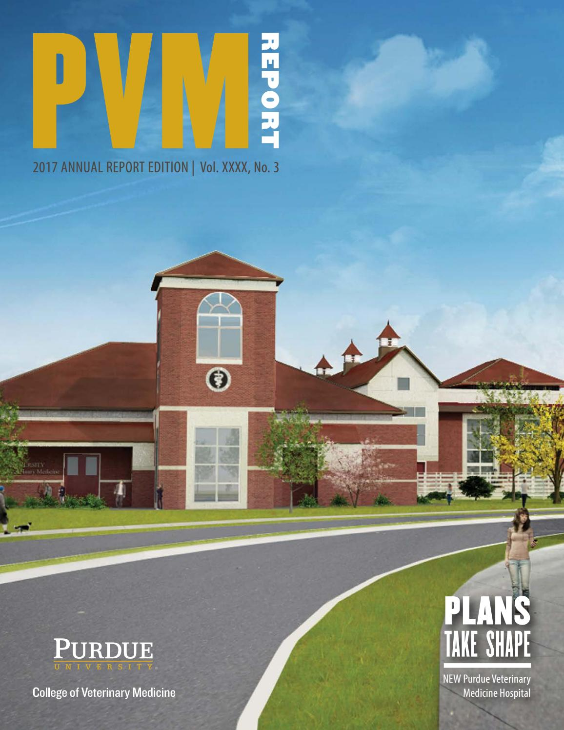 PVM Report | 2017 Annual Report by Purdue University - issuu
