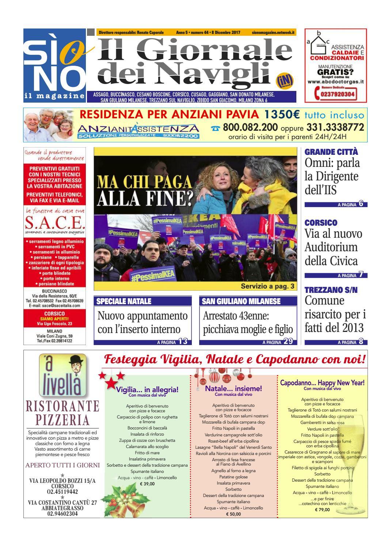 Si o No Corsico 44 2017 by Netweek - issuu c09f09f20e55