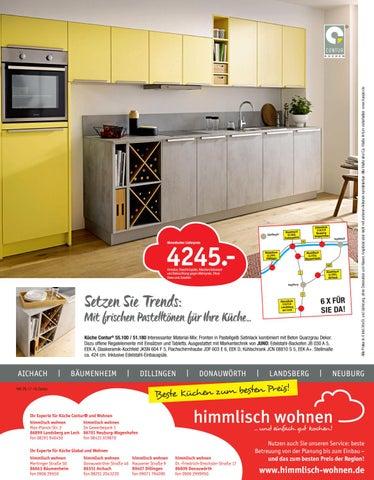 Himmlisch Wohnen Prospekt Beste Kuchen By Perspektive Werbeagentur