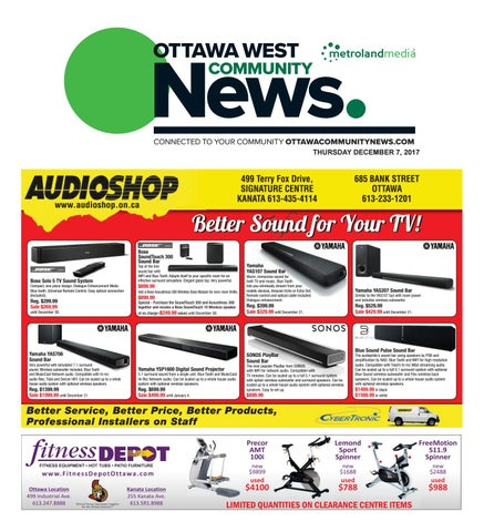 Ottawawest120717 by metroland east ottawa west news issuu page 1 fandeluxe Gallery