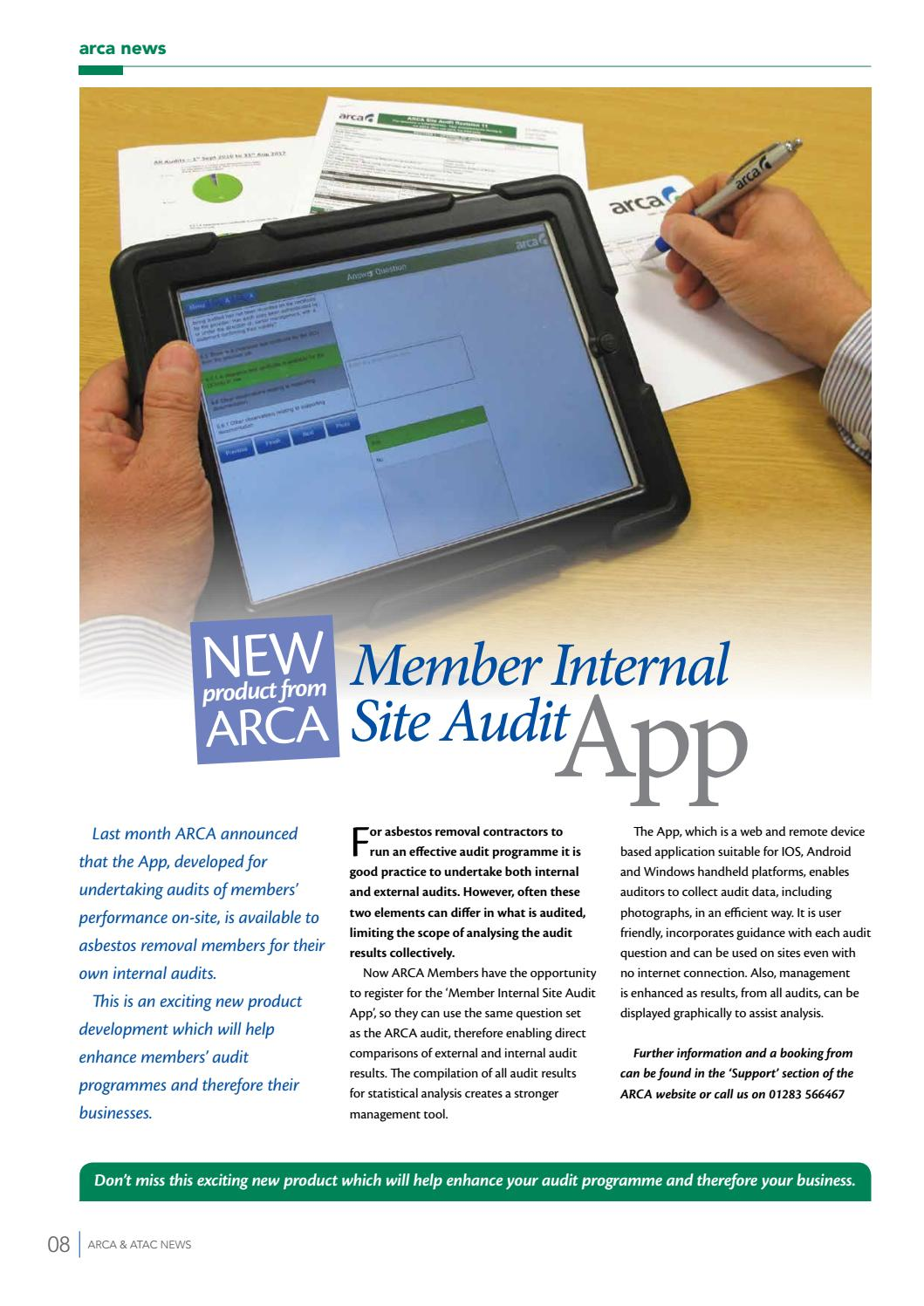 Arca news issue 99 winter 2017 by Steve Sadley - issuu