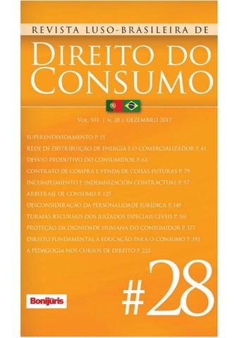 Revista Luso-Brasileira de Direito do Consumo n. 28 by Editora ... 23a5fafe33