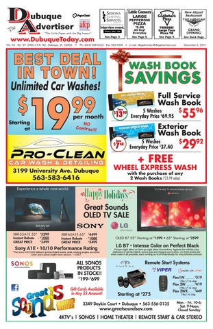 low priced ecd61 efcc9 The Dubuque Advertiser, December 6, 2017 by The Dubuque Advertiser ...