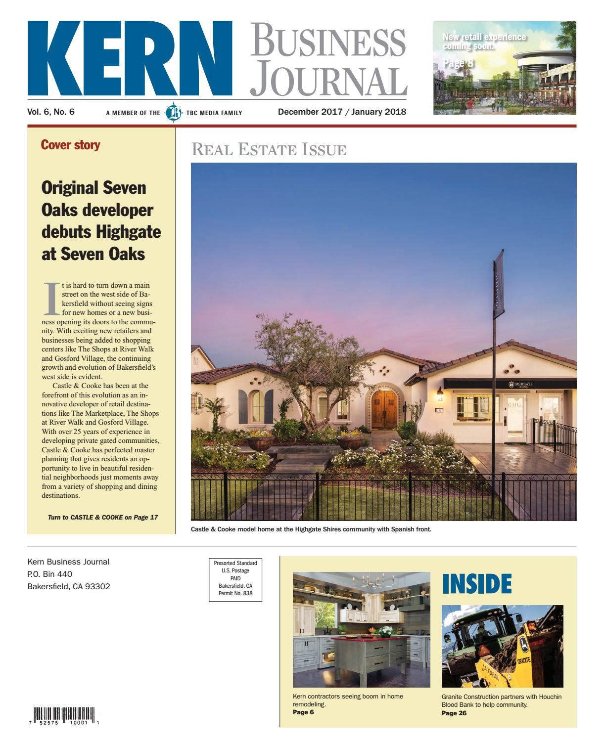 Kern business journal dec 2017jan 2018 by tbc media specialty kern business journal dec 2017jan 2018 by tbc media specialty publications issuu malvernweather Images