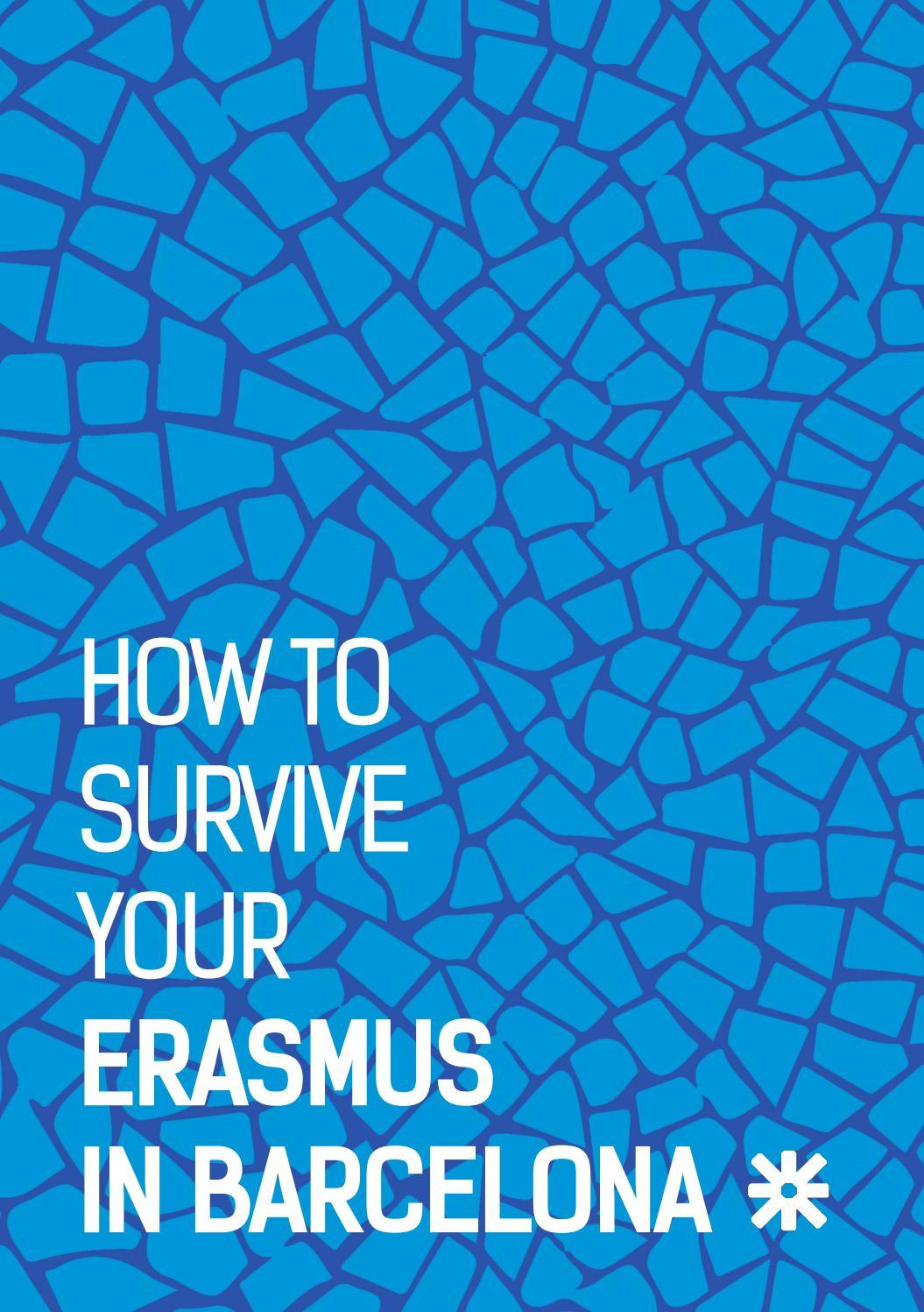 How To Survive Your Erasmus In Barcelona - ESN Barcelona UPF