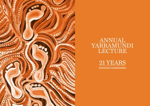 7de4f905499 21 Years_Annual Yarramundi Lecture by Western Sydney University - issuu