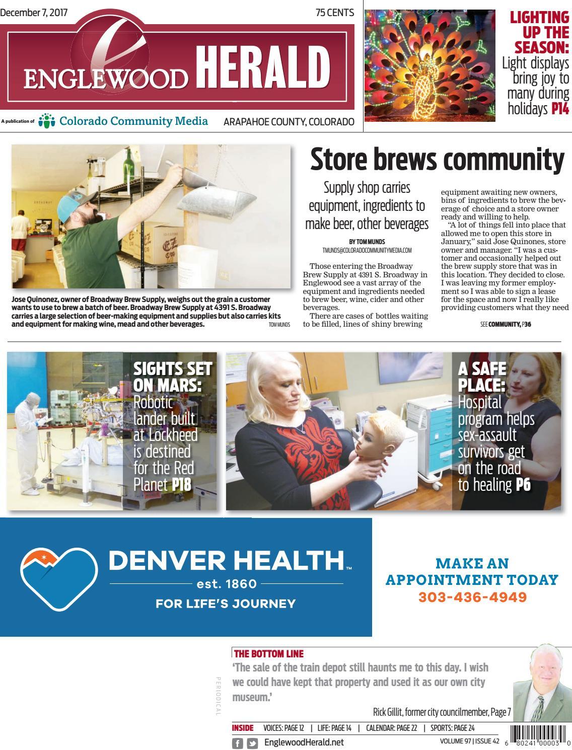 Englewood Herald 1207 by Colorado Community Media - issuu