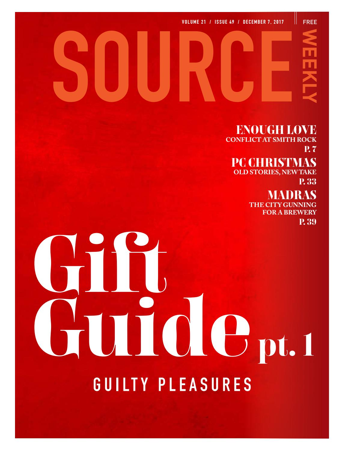 Source Weekly December 7 2017 By The Source Weekly Issuu