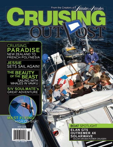 Cruising outpost  20 fall 2017 by Cruising Outpost - issuu 5b81a71fff96