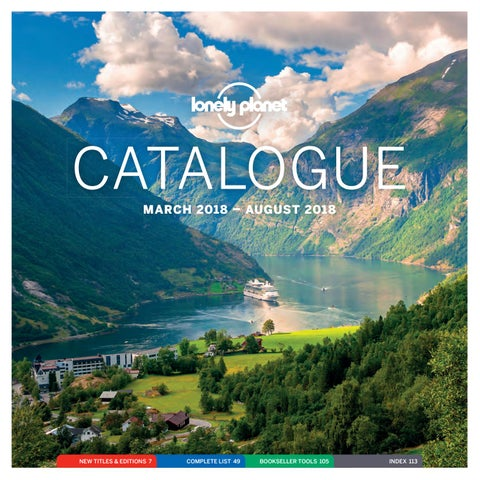 Lonely planet catalogue mar18 aug18 emea by lonely planet lonely planet catalogue fandeluxe Image collections
