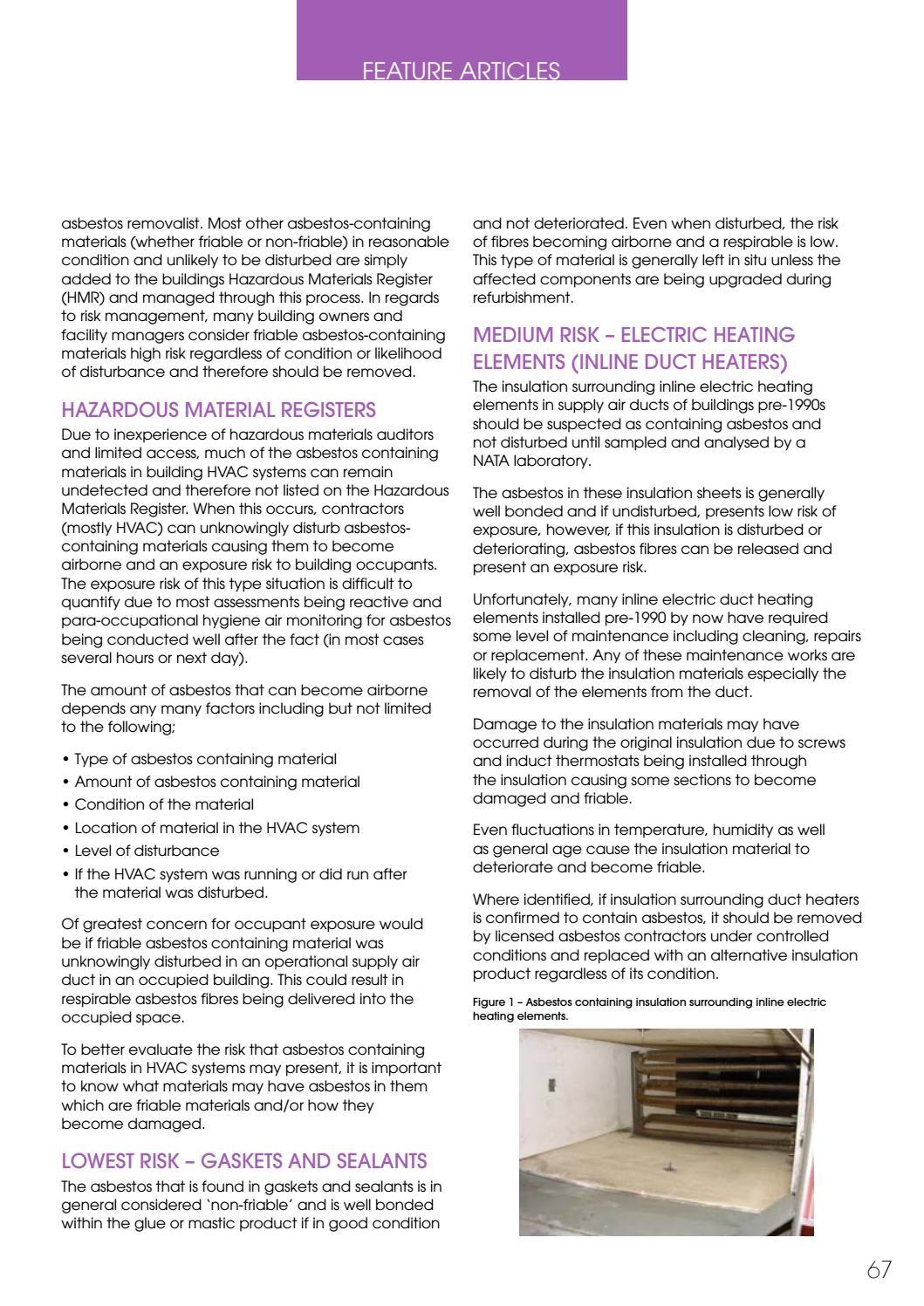 Healthcare Facilities Summer 2017 Vol  40 No  4 by Adbourne