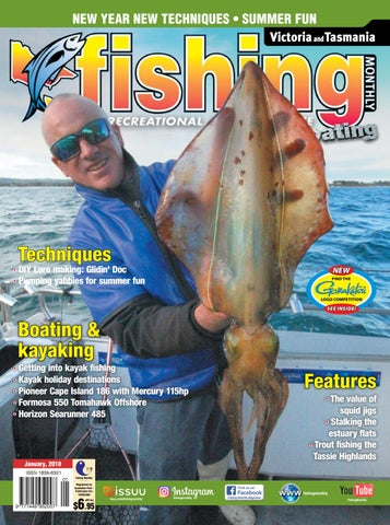 Vic/Tas Fishing Monthly January 2018 by Fishing Monthly - issuu