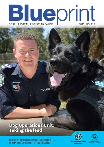 Blueprint magazine issue 2 2017 by south australia police issuu blueprint south australia police magazine malvernweather Image collections