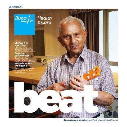 Bupa Beat December 2017 By Bupa Beat Magazine Issuu