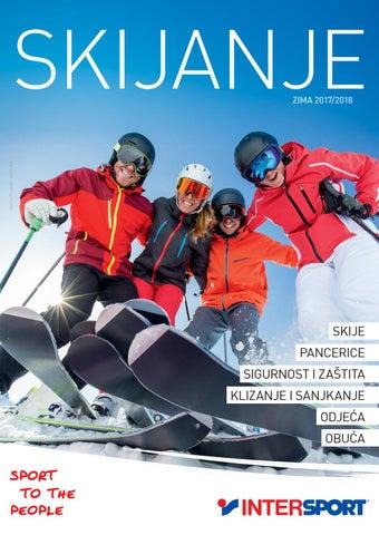 hot sale online d36ea 8e6e2 Intersport Hrvatska katalog zima - skijanje 2017