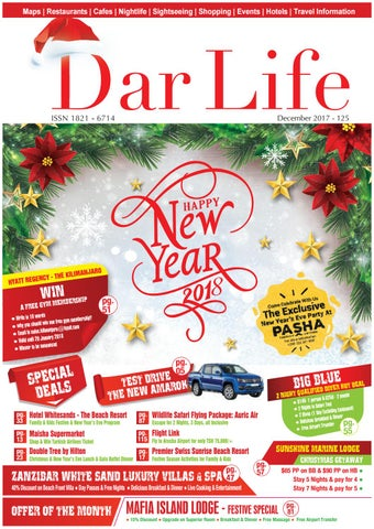 Dar Life December Issue 2017 by Dar Life Magazine - issuu
