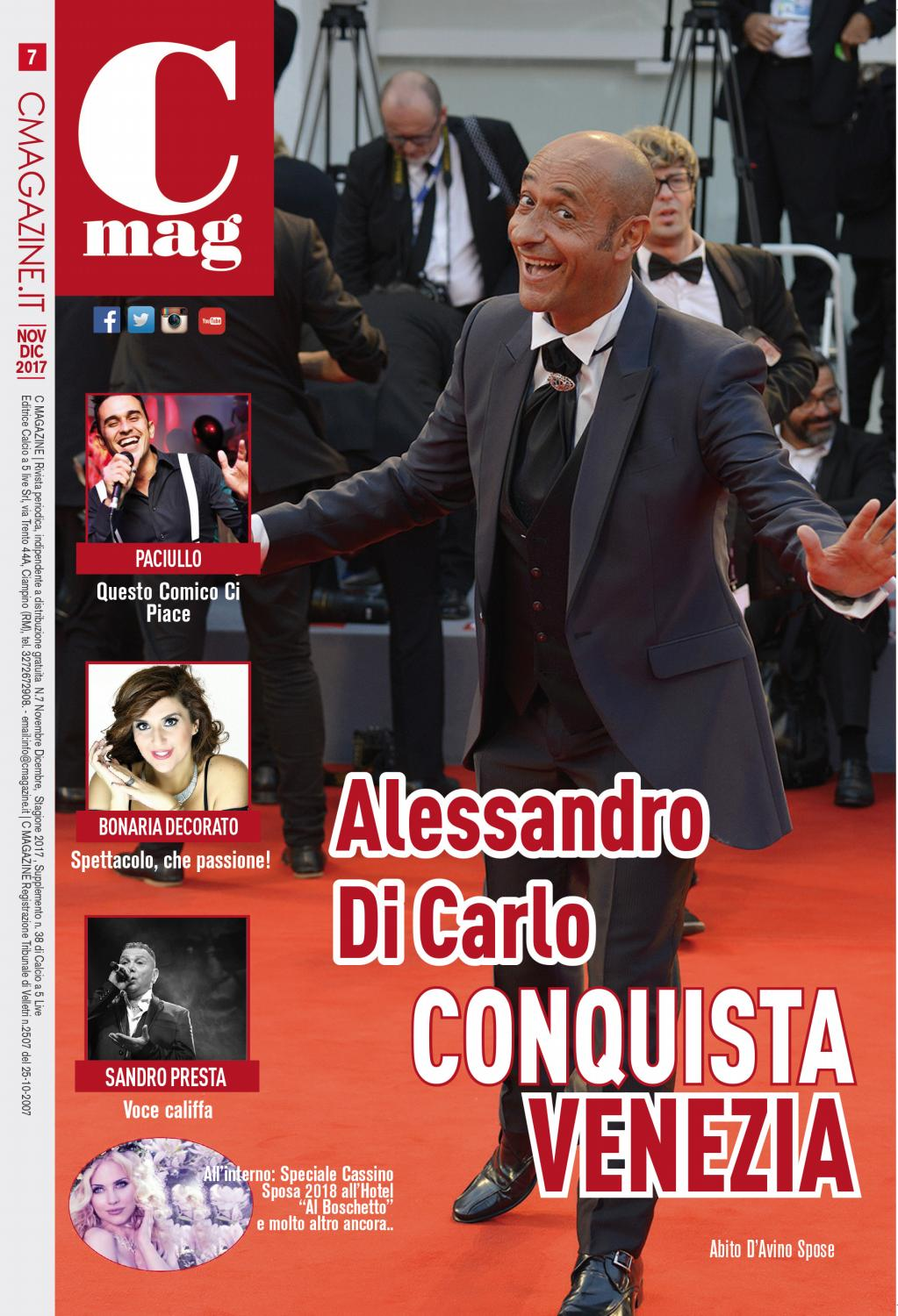 Dicembre Web By C Magazine Issuu