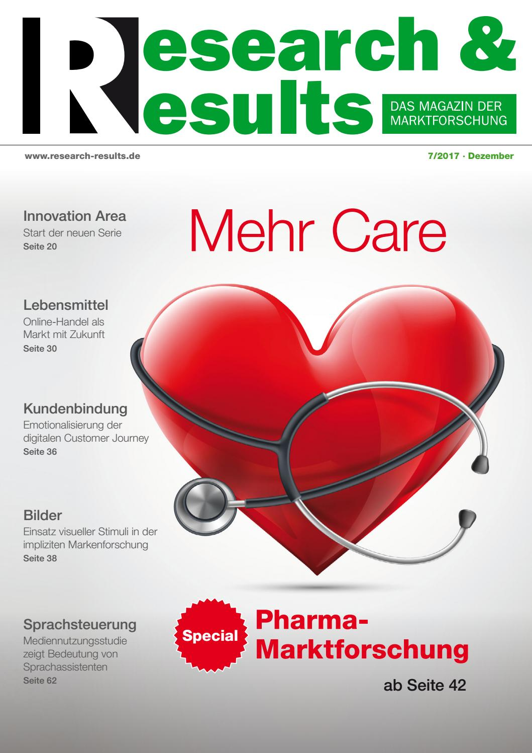 Research & Results 7/2017 by Research & Results - issuu
