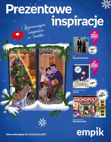 6594af88b8055 Katalog świąteczny nr 3/2017 by empik - issuu
