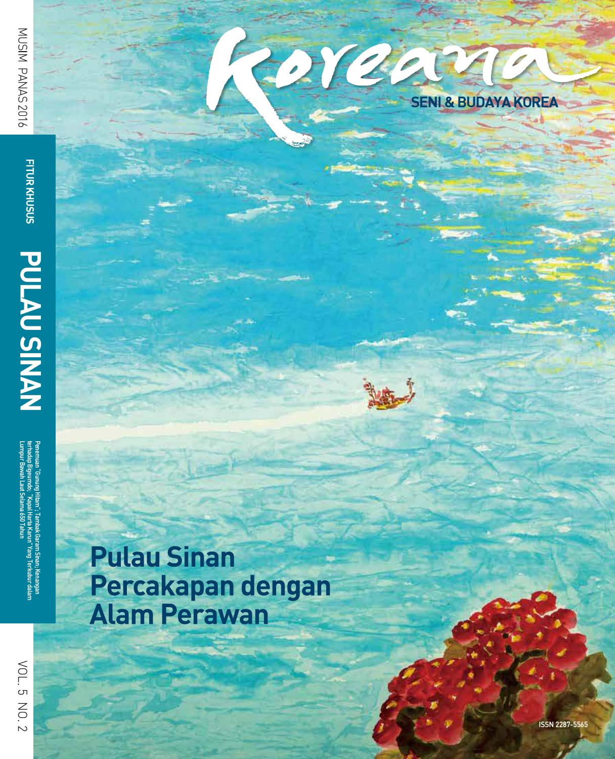 Koreana Summer 2016 Indonesian By The Korea Foundation Issuu