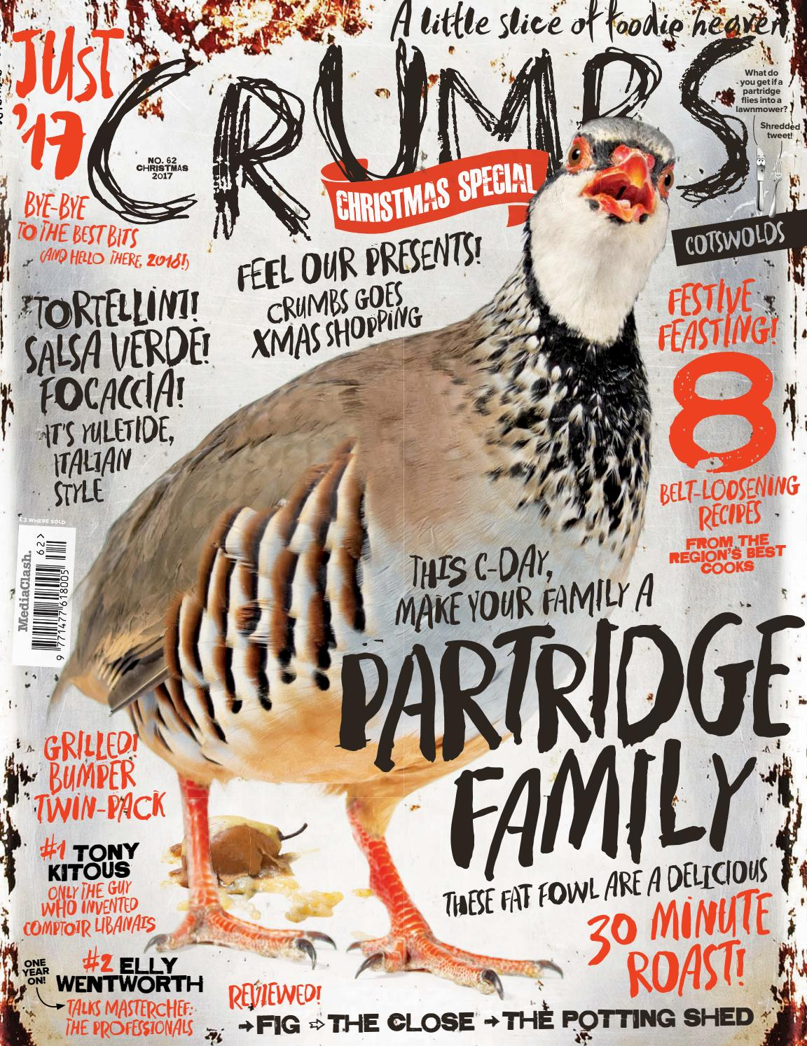 Crumbs Cotswolds Issue 62 By Mediaclash Issuu Fancy Feast Grilled Turkey In Gravy 85g 6 Pcs Free Pouch