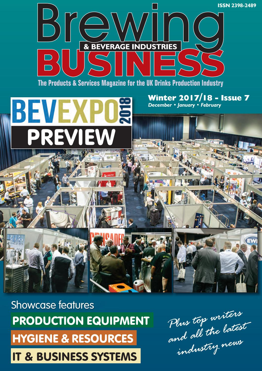 Brewing & Beverage Industries Business (BBIB) - Issue 7 by