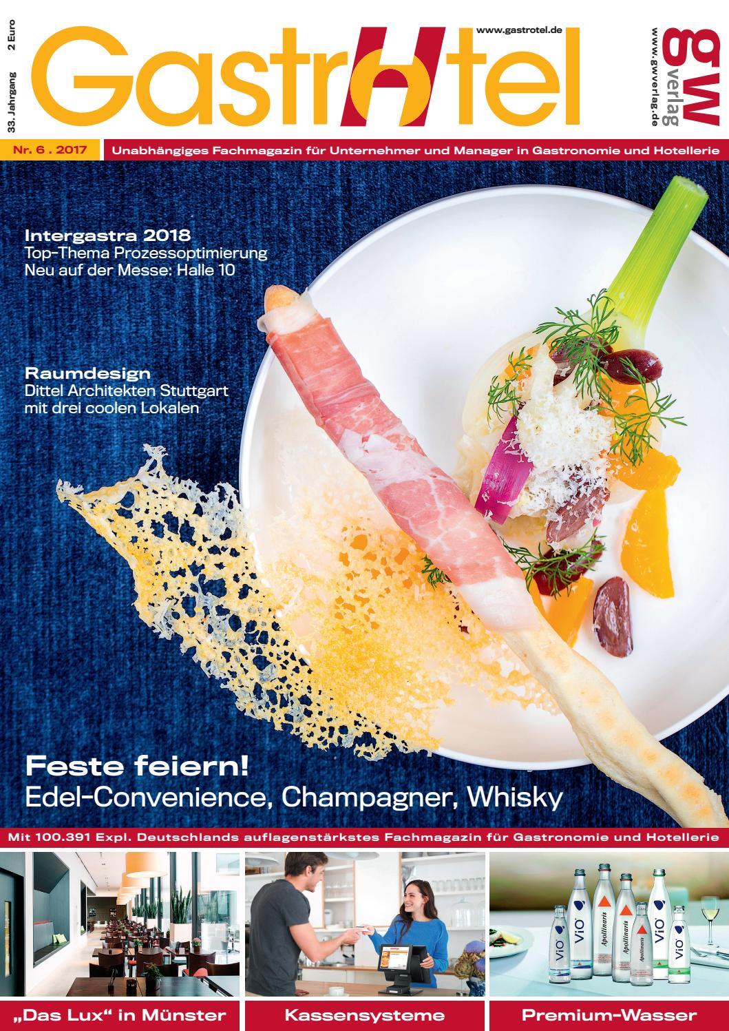 Gastrotel 6 2017 By Gw Verlag Issuu