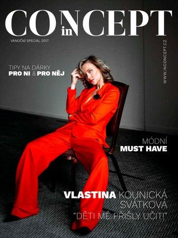 7d5b5159f InCONCEPT Vánoční speciál / 2017 by inCONCEPT magazine - issuu