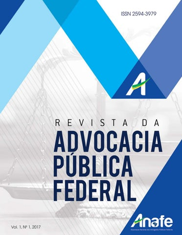 Revista da advocacia pblica federal by anafe issuu page 1 fandeluxe Choice Image