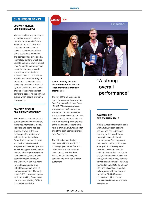 Fintech Magazine 2017