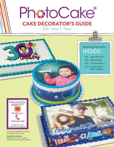Official Website Blue Stripes Image Cake Strips Decoration Topper Sides Frosting #627 Kitchen, Dining & Bar Baking Accs. & Cake Decorating