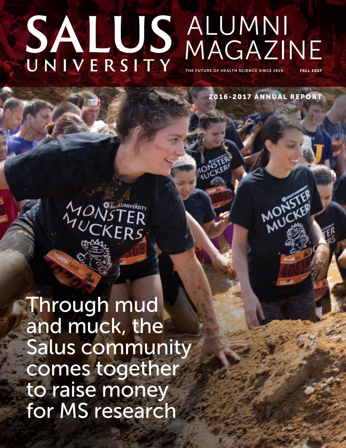 Salus University Alumni Magazine Fall 2017 By Salus University Issuu