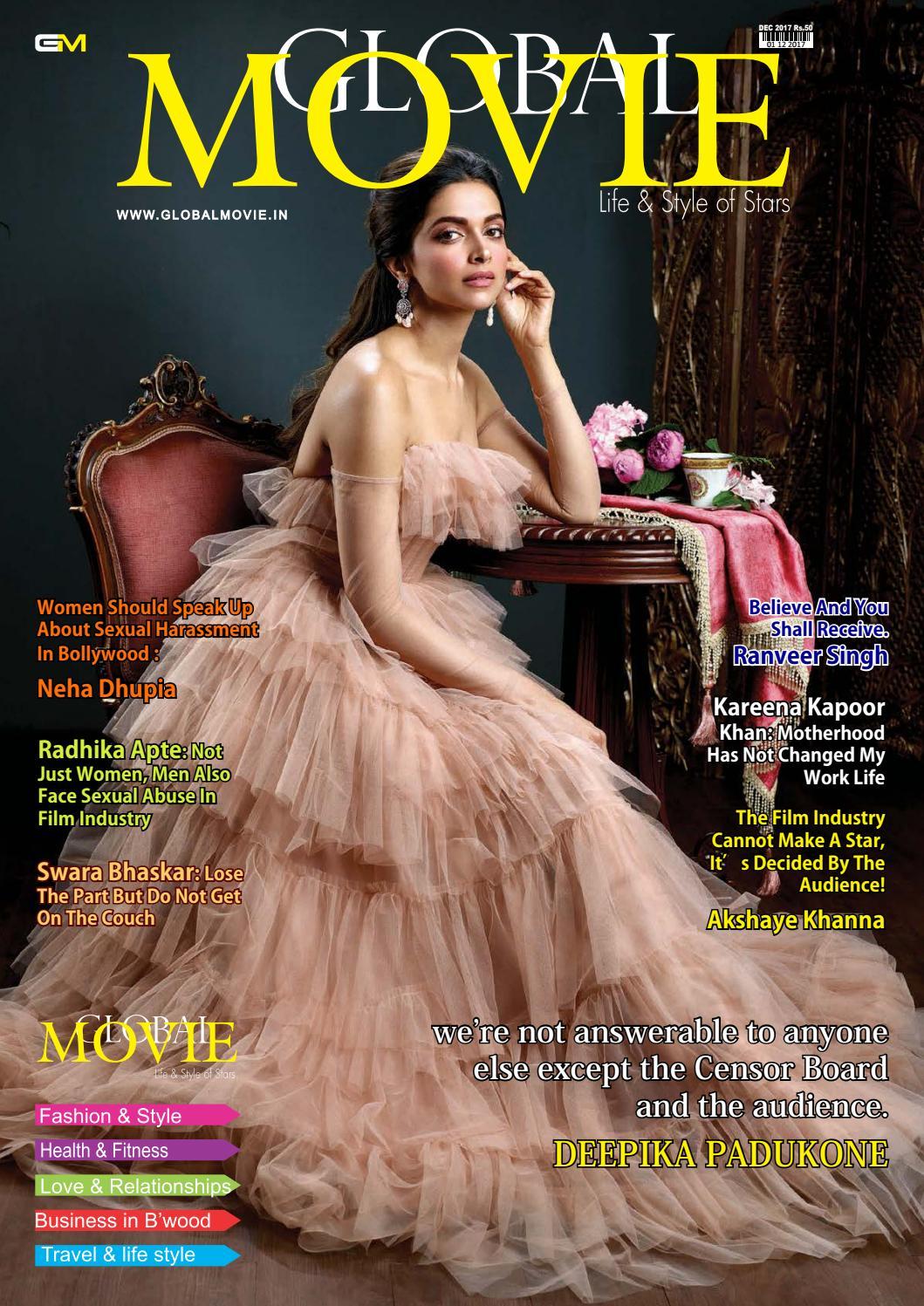 Global movie magazine dec 17 by Seema Pimpley - issuu