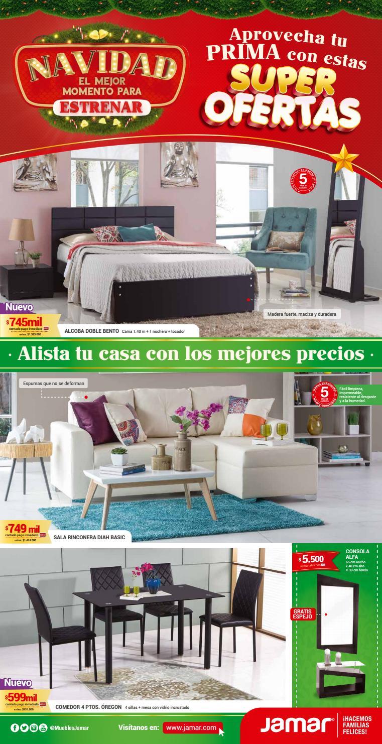 Muebles Jamar Sillas Reclinables.Catalogo Prima Navidad Jamar 2017 Cartagena Santa Marta