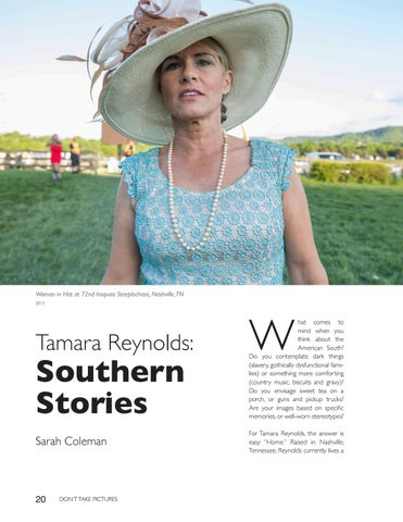 Page 20 of Tamara Reynolds: Southern Stories