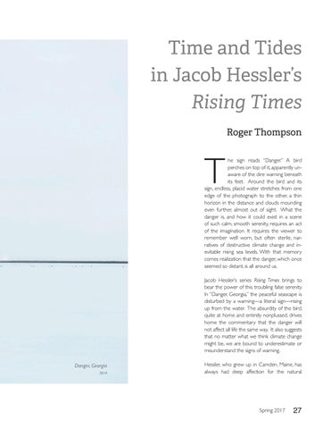 Page 27 of Time and Tides in Jacob Hessler's Rising Times