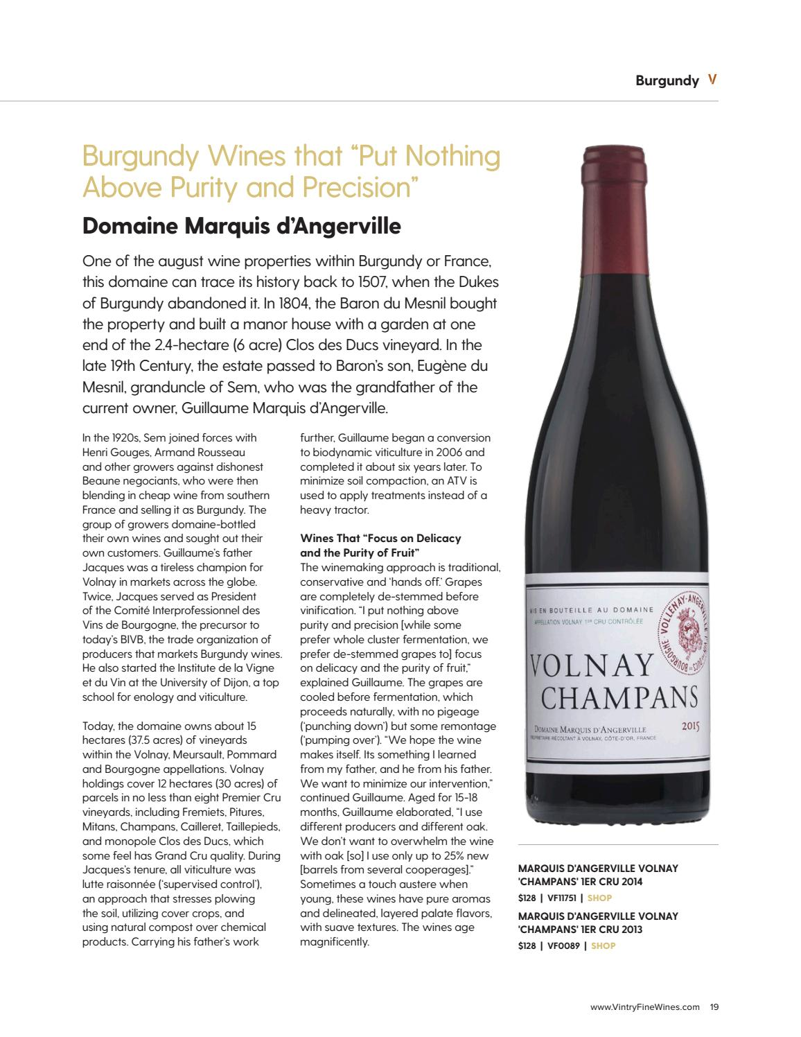 Vintry Holiday Catalog 2017 By Vintry Fine Wines Issuu